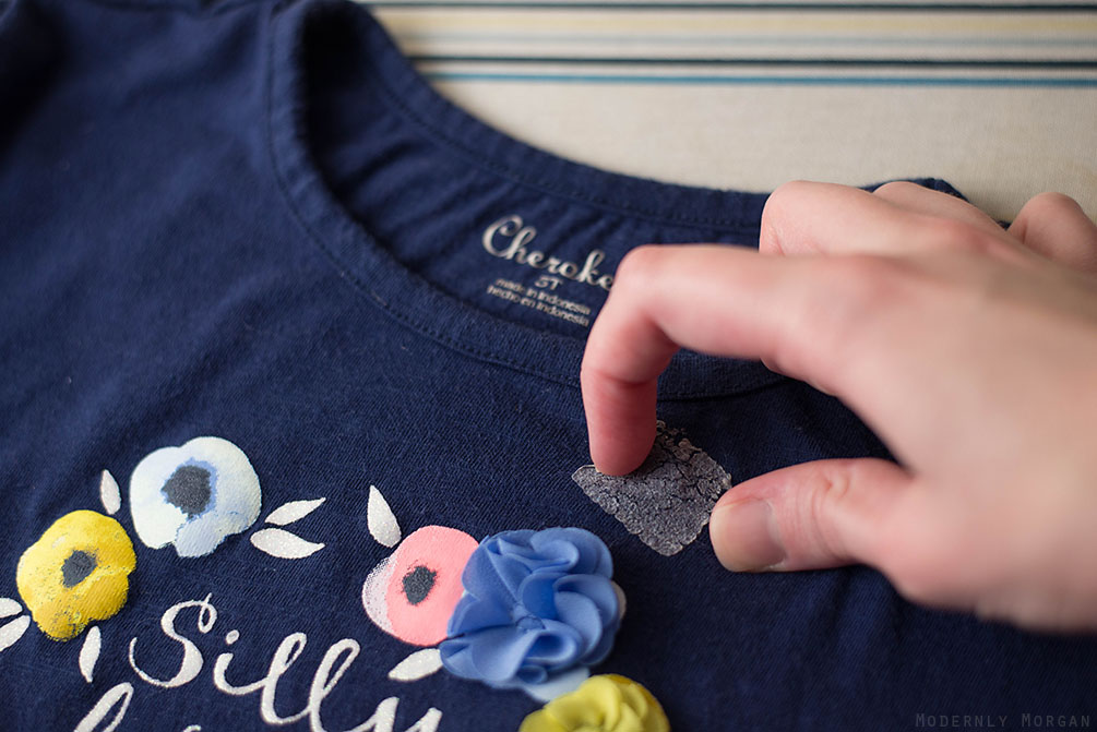 How to Remove Sticker Residue from Clothing After Washing