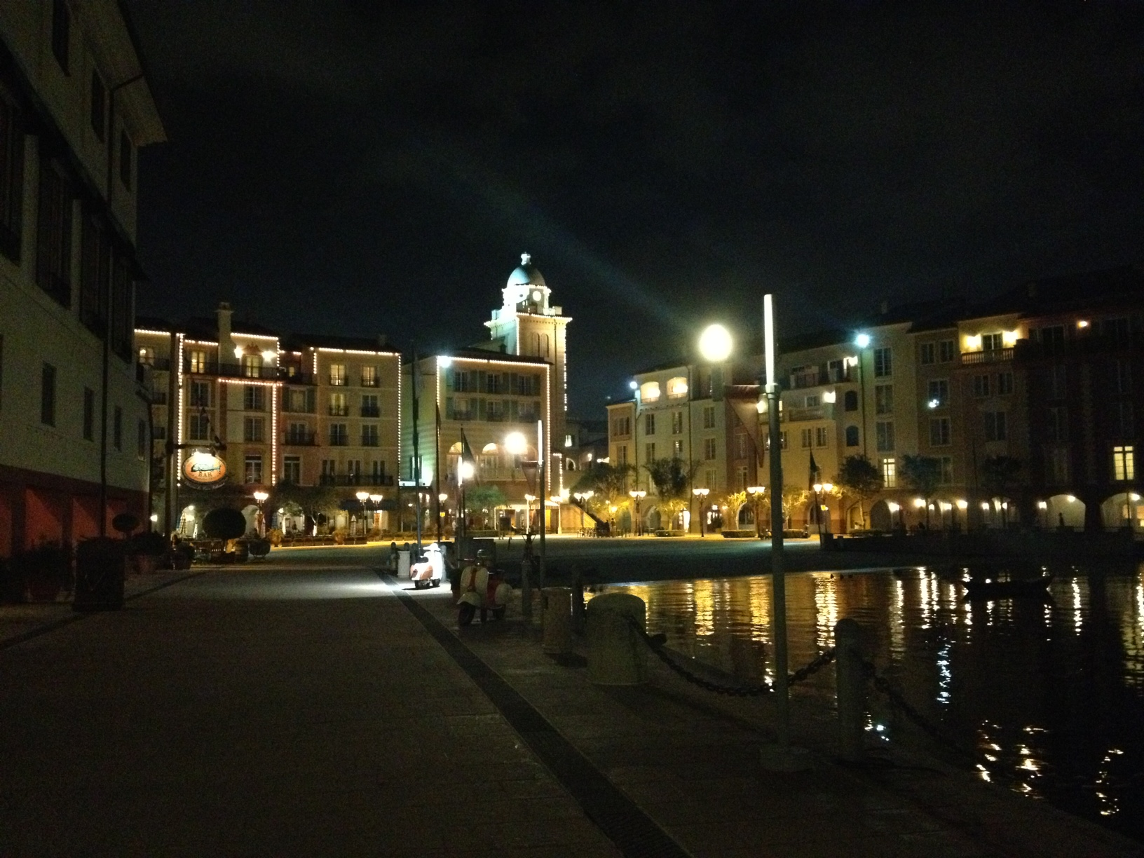 universal orlando vacation part 2 loews portofino