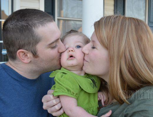 kiss the baby fail