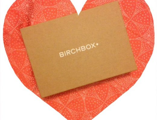 Birchbox October 2013