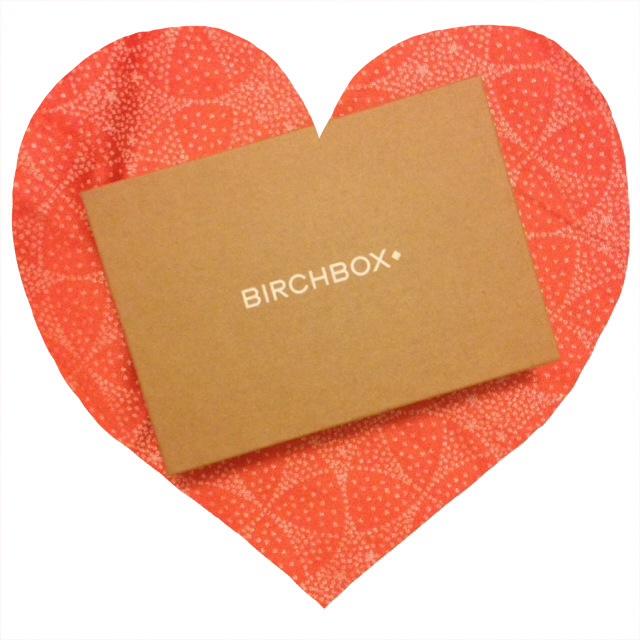Birchbox October 2013