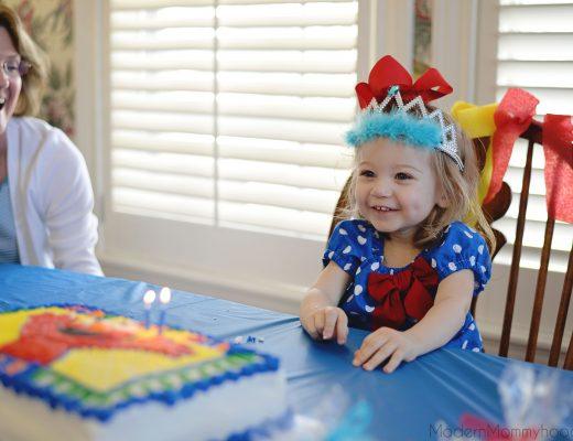 Elmo Themed Birthday Party Cake - Modern Mommyhood