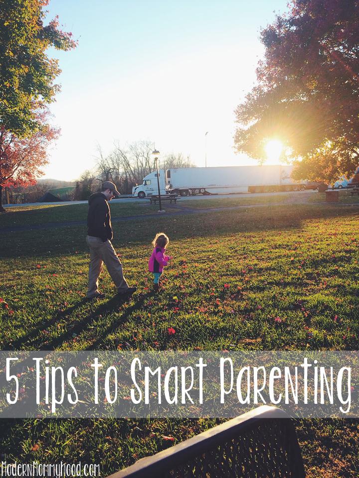 5 Tips to Smart Parening