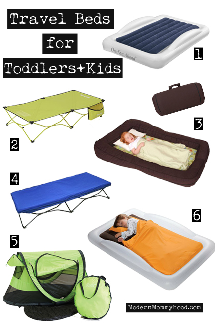 Travel Beds For Toddlers And Kids Modernly Morgan