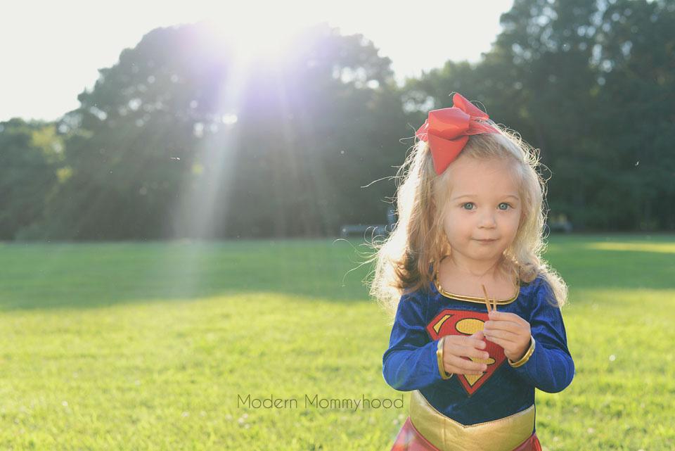 Super Hero Pregnancy Announcement