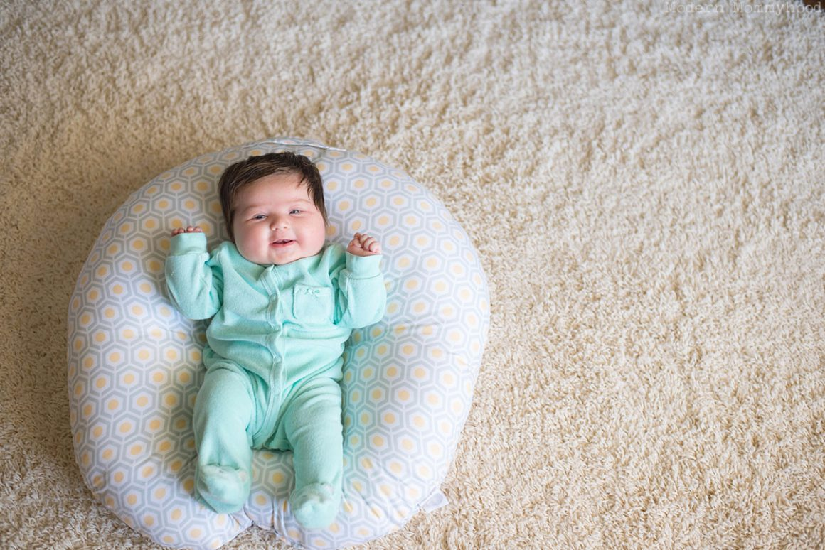 Boppy Lounger Review