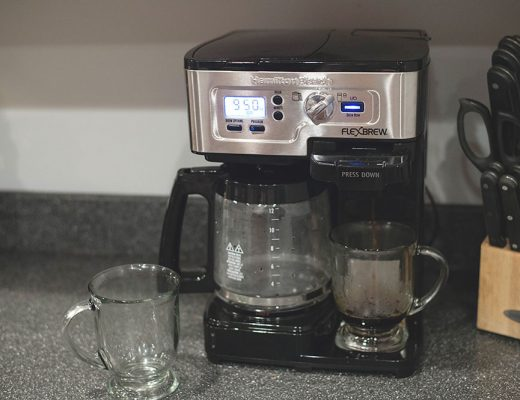 Hamilton Beach FlexBrew Review and Giveaway