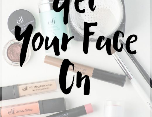 Get Your Face On - e.l.f. Edition - Super simple and quick on the go makeup tutorial!