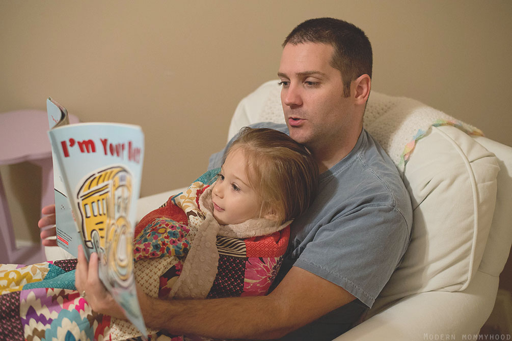 3 step bedtime routine - #johnsonspartners #SoMuchMore