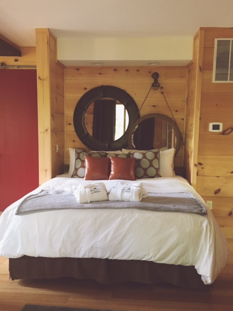 watershed 3 cabin