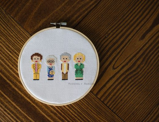 golden girls gift