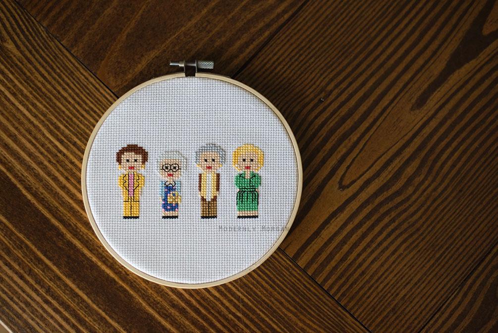 golden girls gift