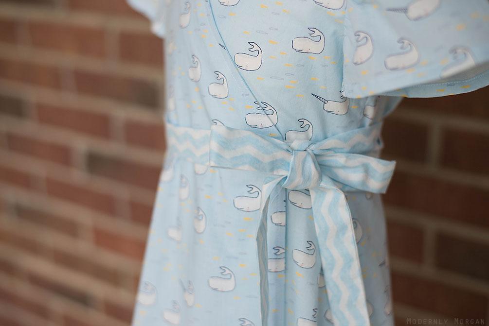 Vintage Simplicity 6300 pattern girl