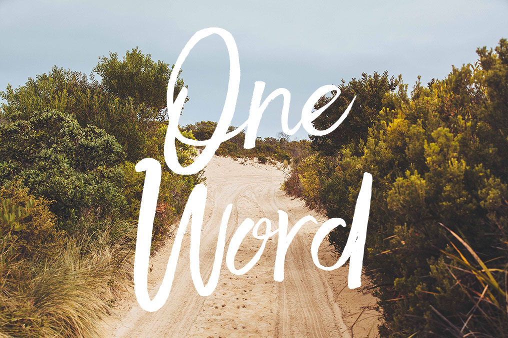 one word open