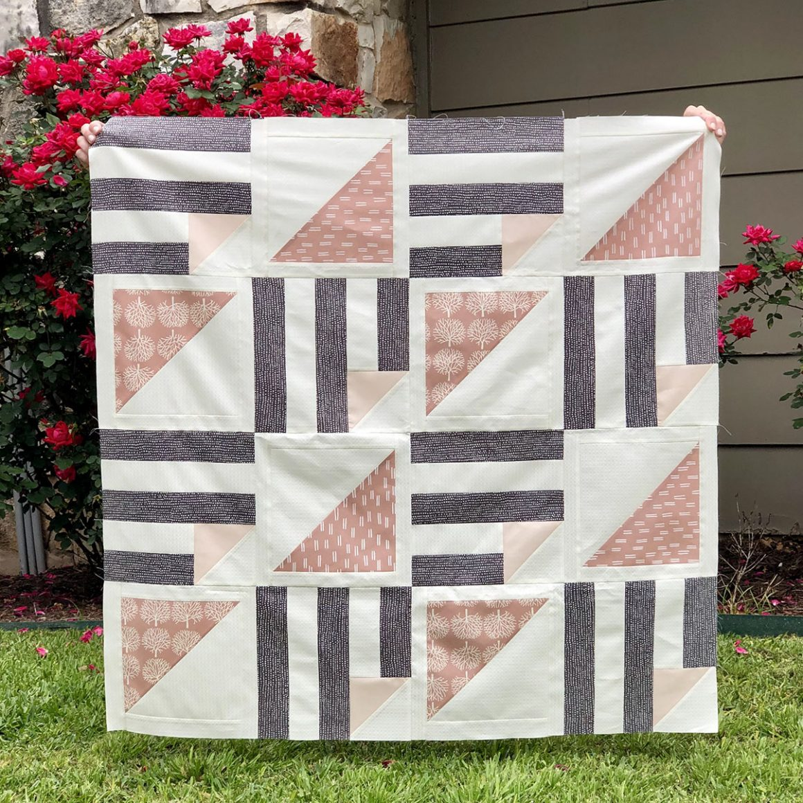 Half Pint Quilt - made by Finley Fabric