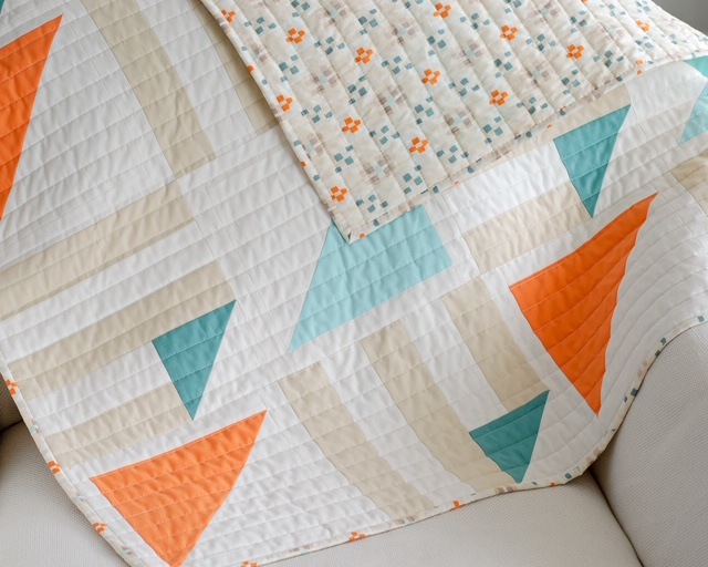 Half Pint Quilt - made by Cotton Stitch Collective