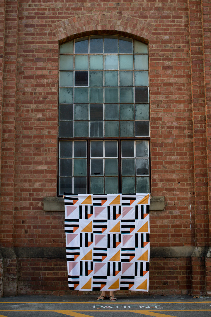 Half Pint Quilt - made by Life With Eleanor