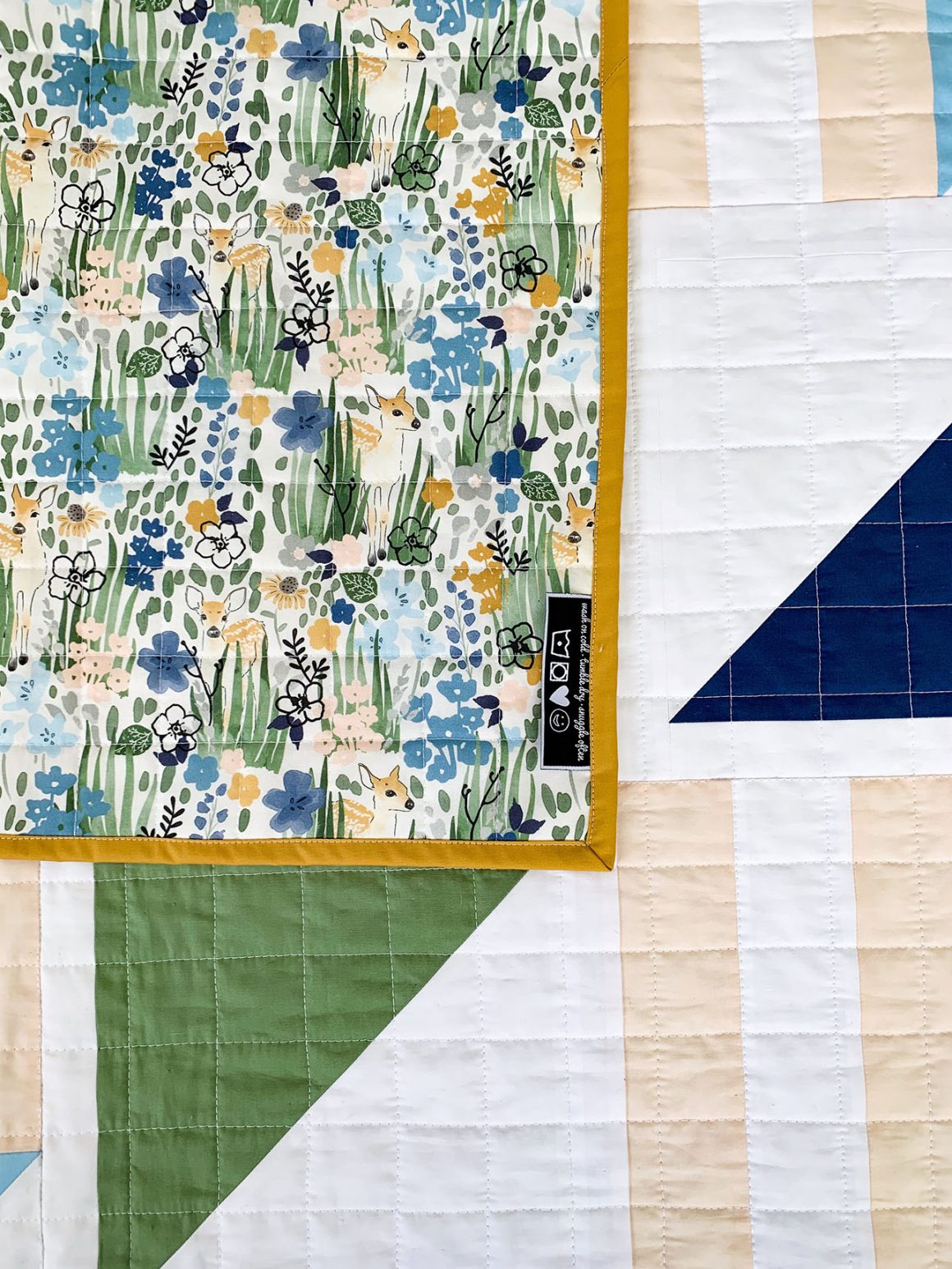 Half Pint Quilt - made by Tera Nicolo-Smith