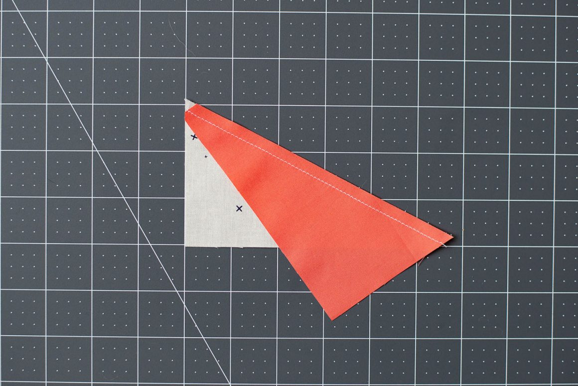 Half Rectangle Triangle Tutorial - Fast, Easy and Accurate! No math or trimming!