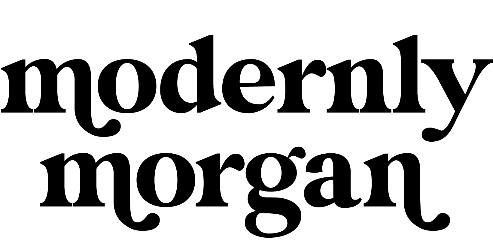 Modernly Morgan